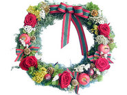 Preserved Wreath(Preserved Flower)