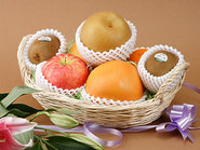 Offering Fruit Basket