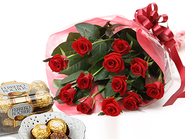 Select Roses and Chocolate