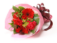 Cruch Bouquet Red