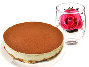 Tiramisu & The Rose (Pure Flower)