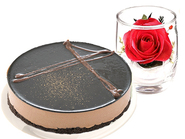 The Rose & Choose Cake