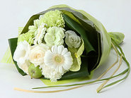 Cruch Bouquet Natural Green