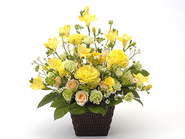 Yellow Aquamarine(Arrangement)