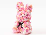 Funny Rabbit(Artificial Flower)